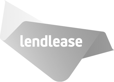 Lendlease Logo in black & white