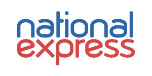 The National Express Logo