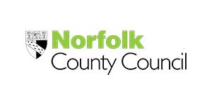 The Norfolk County Council Logo