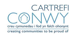 Cartrefi Conwy Logo